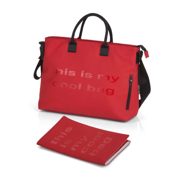 Be Cool Mama Bag - Red