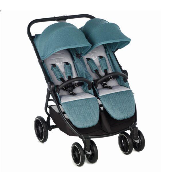 Jane Twinlink kolica za blizance - Mild Blue