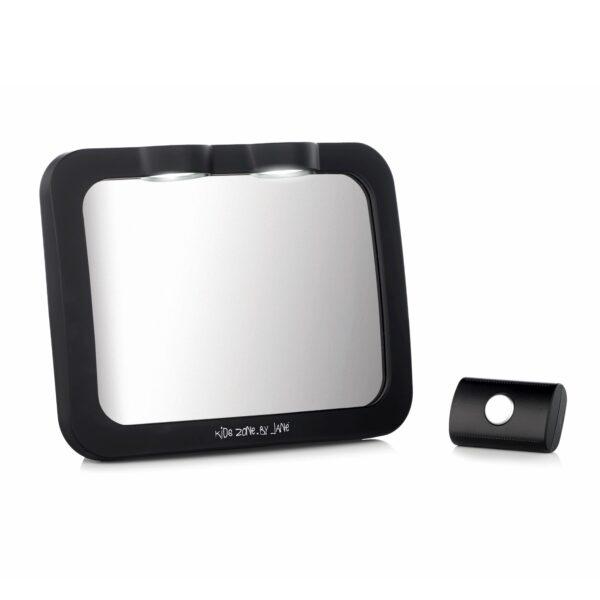 Jané sigurnosno ogledalo s LED svjetlom